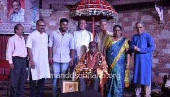 Mandd Sobhann presents – 'Kalakar Puraskar' to Dolla and Prajoth D'sa's Musical Evening