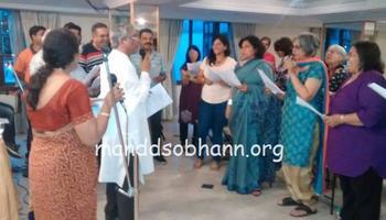 TRADITIONAL KONKANI SINGING WORKSHOP at Bengaluru