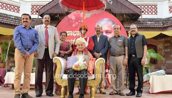 ROY CASTELINO FELICITATED FOR EXCEPTIONAL SERVICE TO KONKANI
